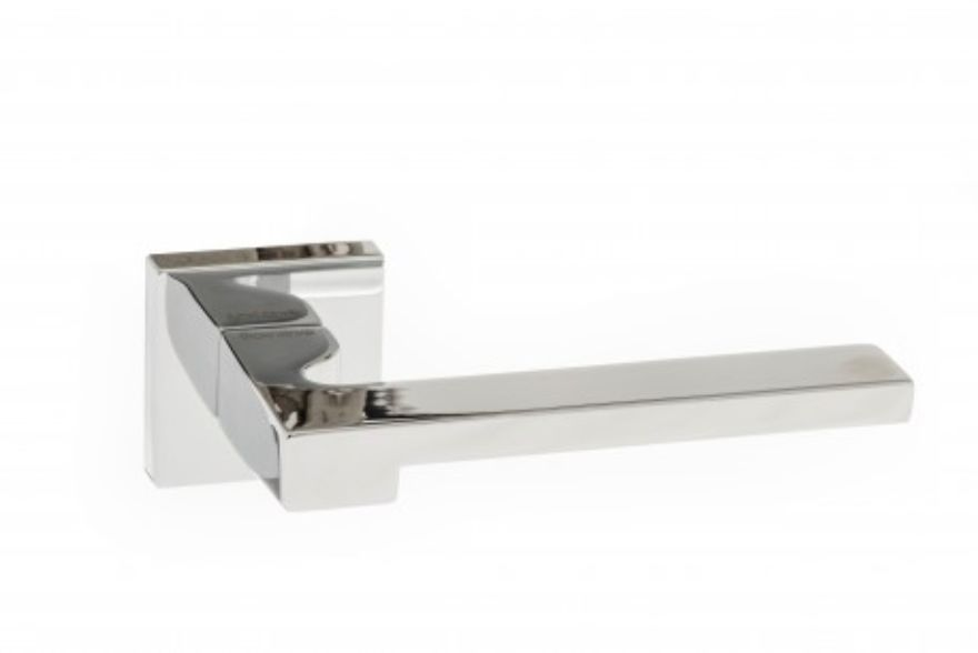 Atlantic Ginevra Polished Chrome Door Handles - FMS430PC