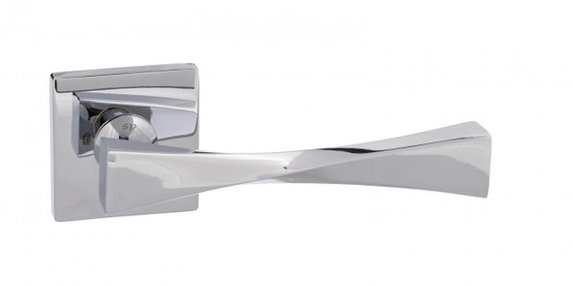 Atlantic Senza Pari Guido Door Handles : SP-190-CP
