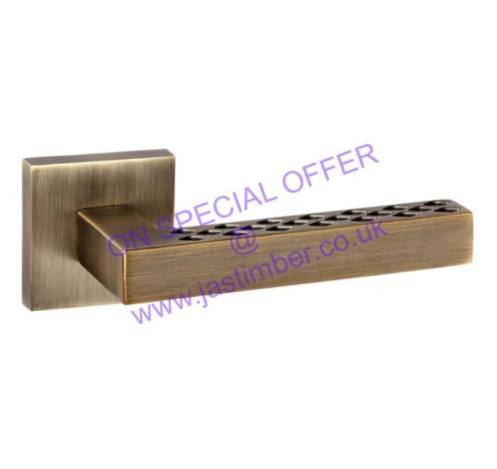 Senza Pari PIANNI Door Handles - SP228-WAB