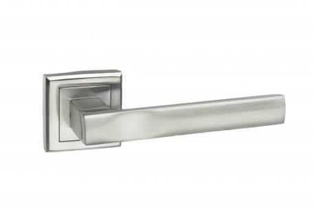 Chrome Door Handles >> Status Kansas Door Handles S24 S Sc Satin Chrome