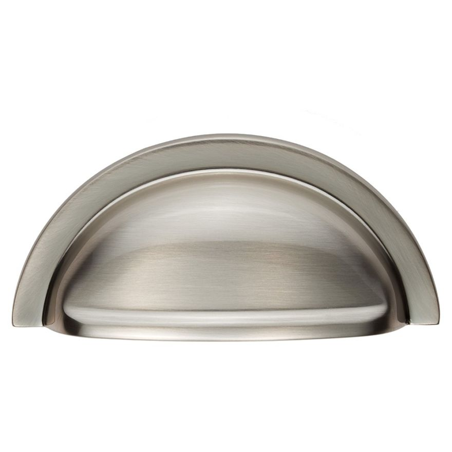 Oxford Cup Pull Handles - FTD558-SN Satin Nickel