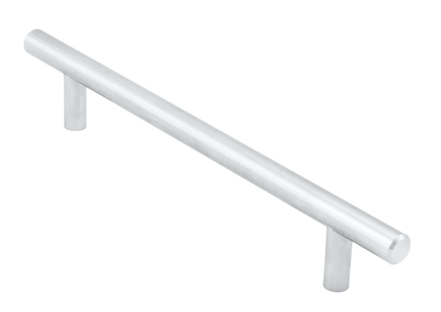 T-Bar Pull Handles - FTD445CP Polished Chrome