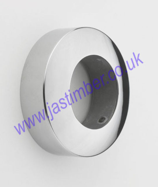 Rothley Handrail WALL SOCKET R978J Metal Handrail Fitting