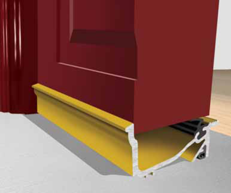 Exitex Macclex Lowline Door Thresher