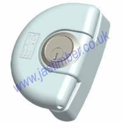 Panic Bolt Lock with Handle  E*S XIA5003SV Silver