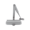 AR450-SE Hoppe® Silver Door Closer