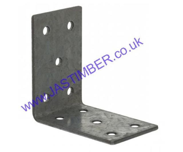 60mm Angle Bracket 60x60x40mm (Galv.)