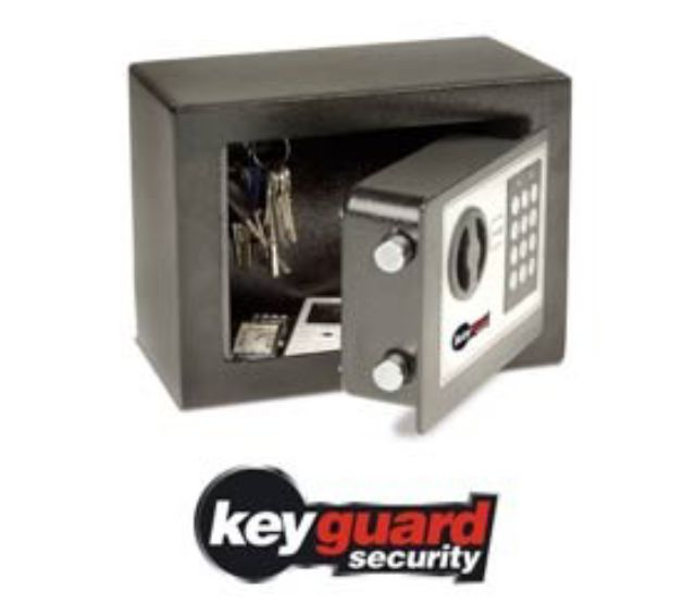 Keyguard Electronic Digital Safe 160x250x120mm KG13000