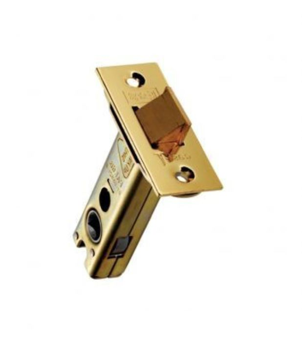 Eurospec Heavy Sprung Tubular Mortice Latch TLS5030