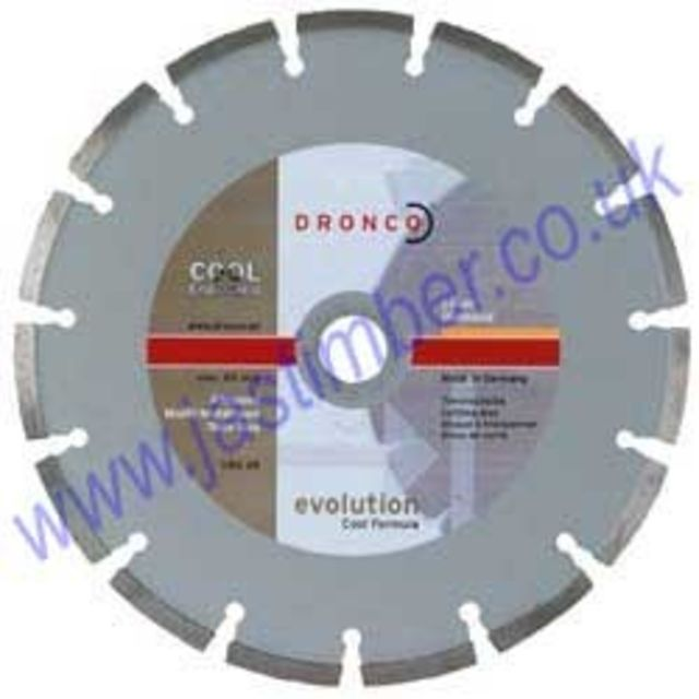 Diamond Cutting Blade for Stone - Dronco