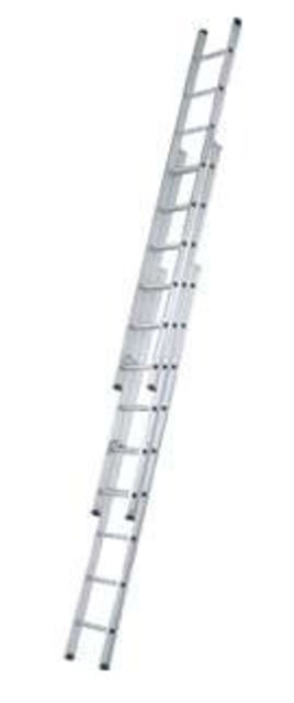 ARROW 3-SECTION EXTENSION LADDER