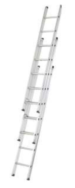 PROMASTER COMPACT 3-SECTION EXTENSION LADDER