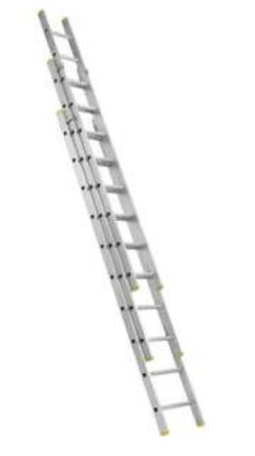 PROMASTER BOX 3-SECTION EXTENSION LADDER