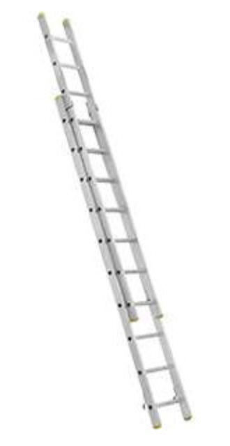 PROMASTER BOX 2-SECTION EXTENSION LADDER