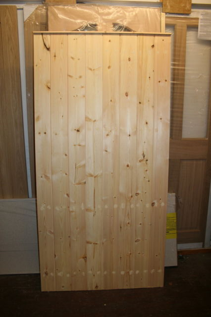 Yard Gate - Economy Softwood