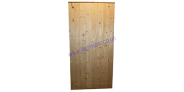 "Yard Gate JAS - Made to size 78"" x 24"" Softwood ( Bulk 10 )"