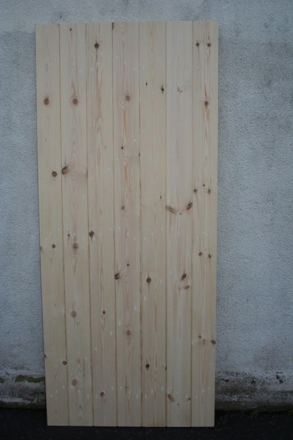 Yard Gate JAS - Made to Size Softwood