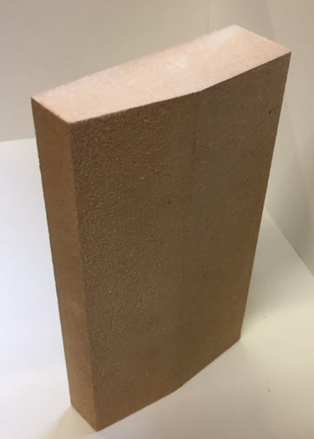 MDF Plinth Block - for Skirting Board to Architrave Joint - Select Size in Menu