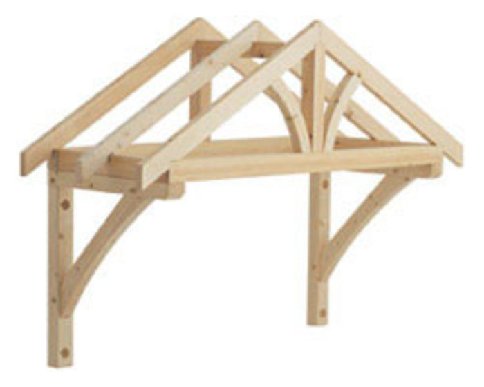 Richard Burbidge - Porch Canopy Apex Frame