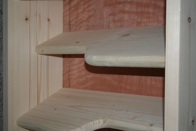 Alternator Spacesaver Staircase - Softwood
