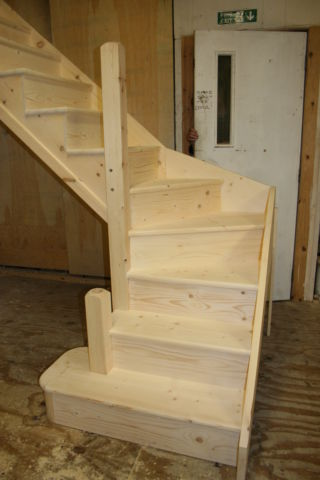 Bespoke Timber Products from our Joinery Workshop