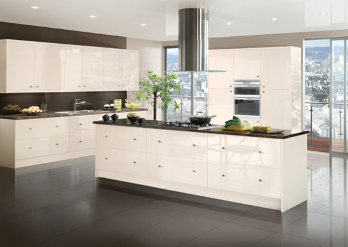 Colonial Kitchens - Image Oyster Gloss