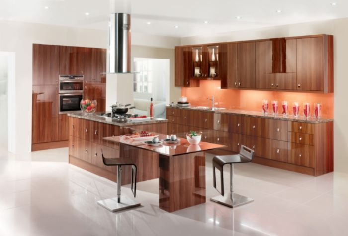 Colonial Kitchens - Image Tobacco Gloss
