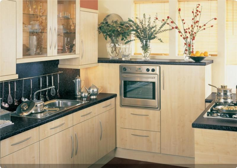JJO Tempo Maple Colonial Kitchens