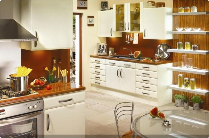 Eco Kitchens - Forma Cream - JJO Group 2