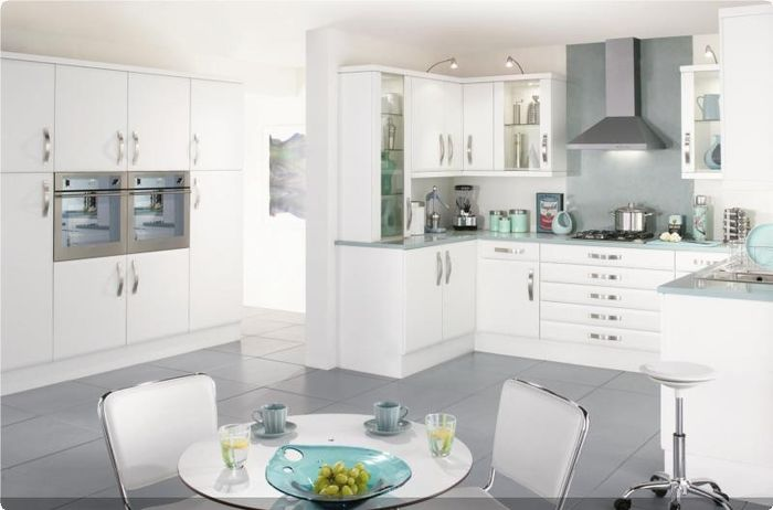 Eco Kitchens Forma White - JJO Group 2