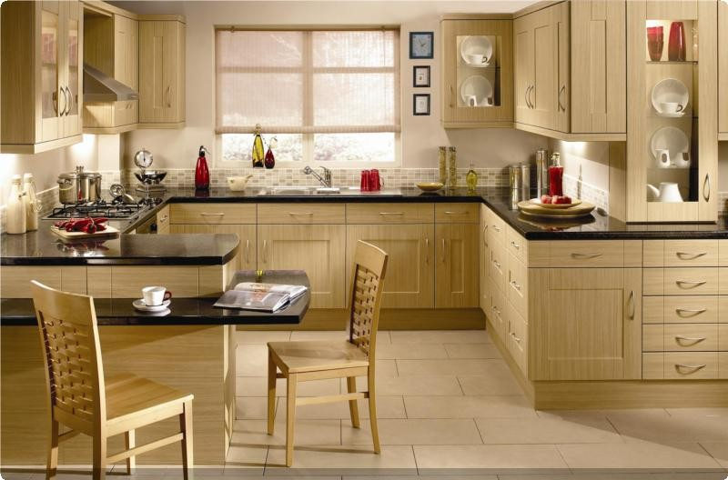 Eco kitchens fitted kitchen units for Fitted kitchen ideas