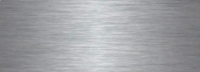Artis Brushed Aluminium Splashback - 1500x1200x8mm