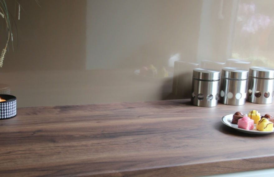 Romantic Walnut (Extramatt) Worktop