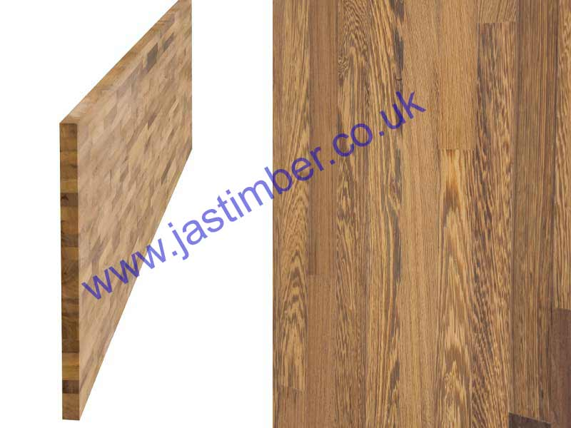 Wenge 40mm Kitchen Worktop - Contract