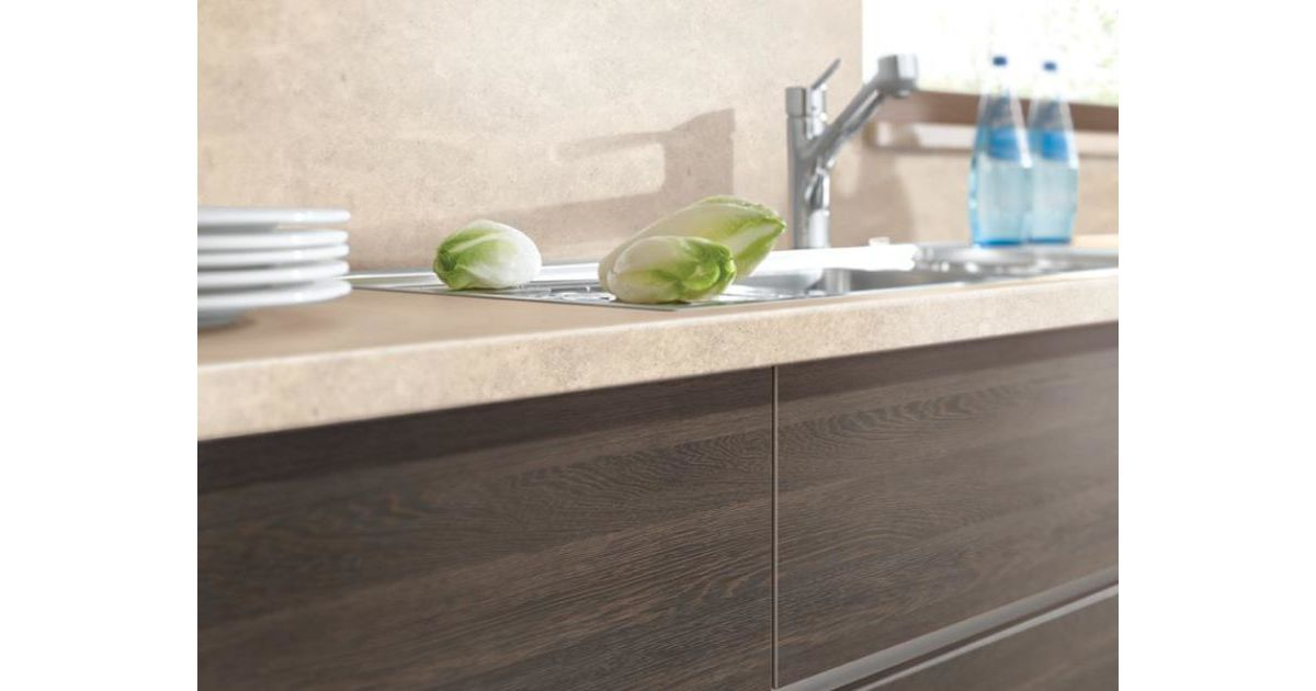 EGGER WORKTOP SPLASHBACK - 3020x1210x8mm - Standard Decors -