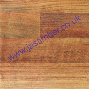 Prima Worktop - Natural Block Walnut 0215