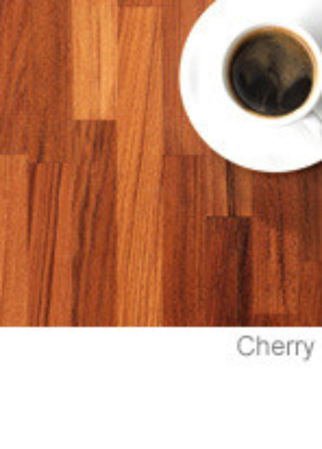 Tuscan Cherry PEFC Solid Timber Worktop - setting