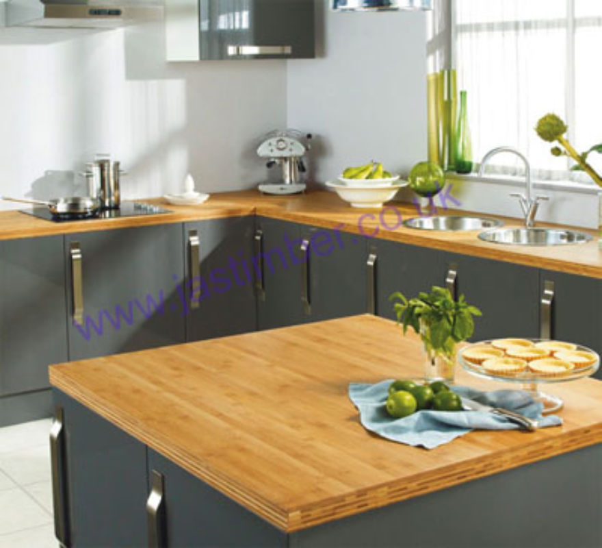 Realwood Kitchen Worktops
