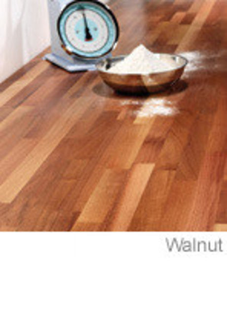 WORKTOP - WALNUT Solid Timber - IDS Tuscan