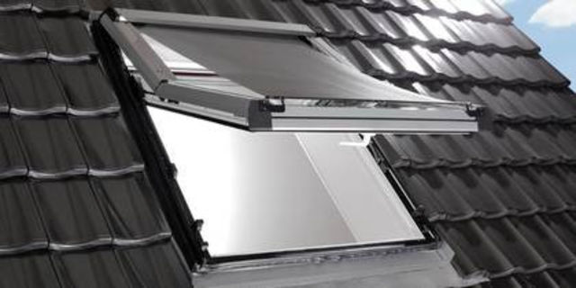 ROTO Roof Window ZAR 'Sun Screen' EXTERIOR BLIND