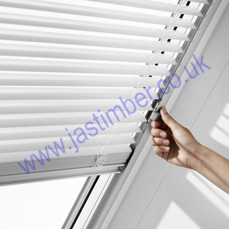 Roto Roof Window Venetian Blinds