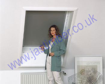 Roto Roof Window Blackout Blind (ZRV - Blackout Blinds)