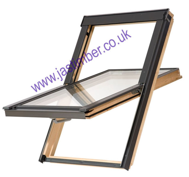 ROOFLITE ROOF WINDOWS - Timber Centre-Pivot DVX NITO500