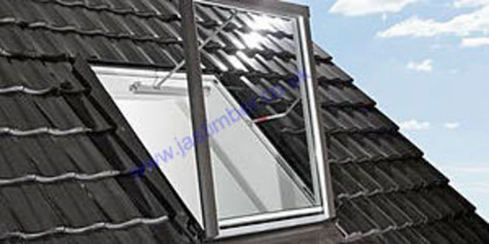 Roto R5 WRA Smoke Extraction PVC Roof Window