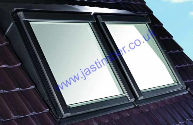 Roto Roof Window EDR Combination Roof Flashing Designo R7 Series
