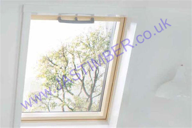 RotoQ Timber Rooflights