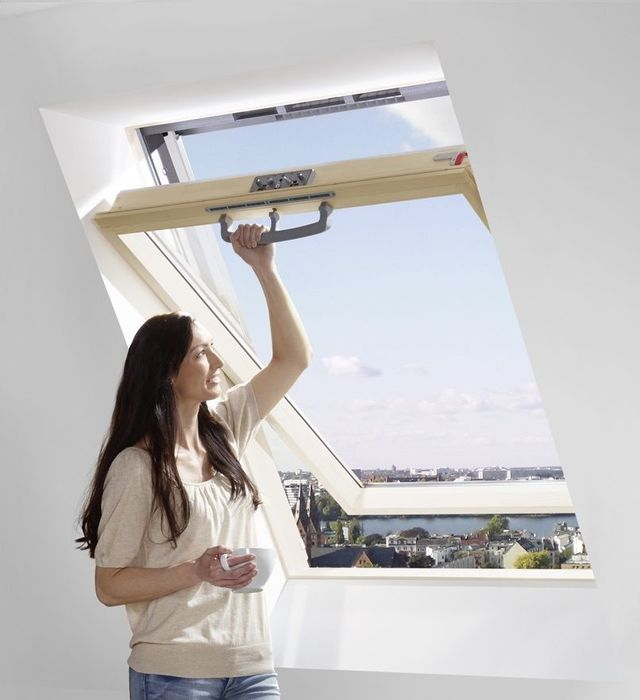 Roto Q4 Timber Roof Windows