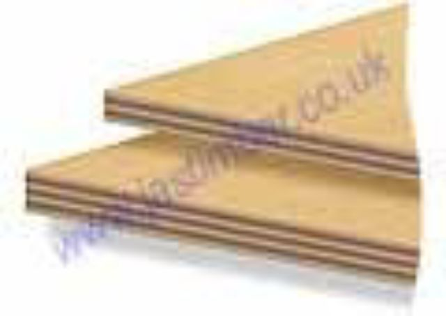 "12mm FSC Plywood : WBP 2440x1220mm Hardwood Faced ( 8x4x1/2"" )"
