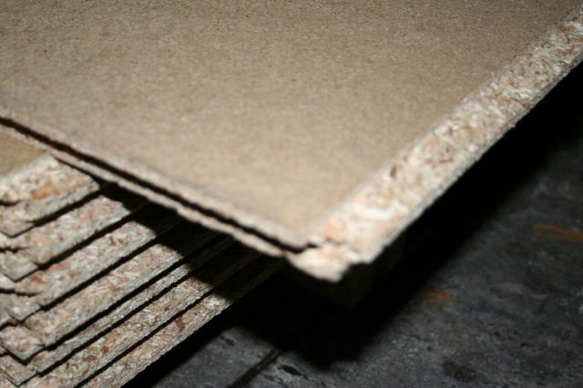 T&G Chipboard 2400x600x22mm V313 / P5