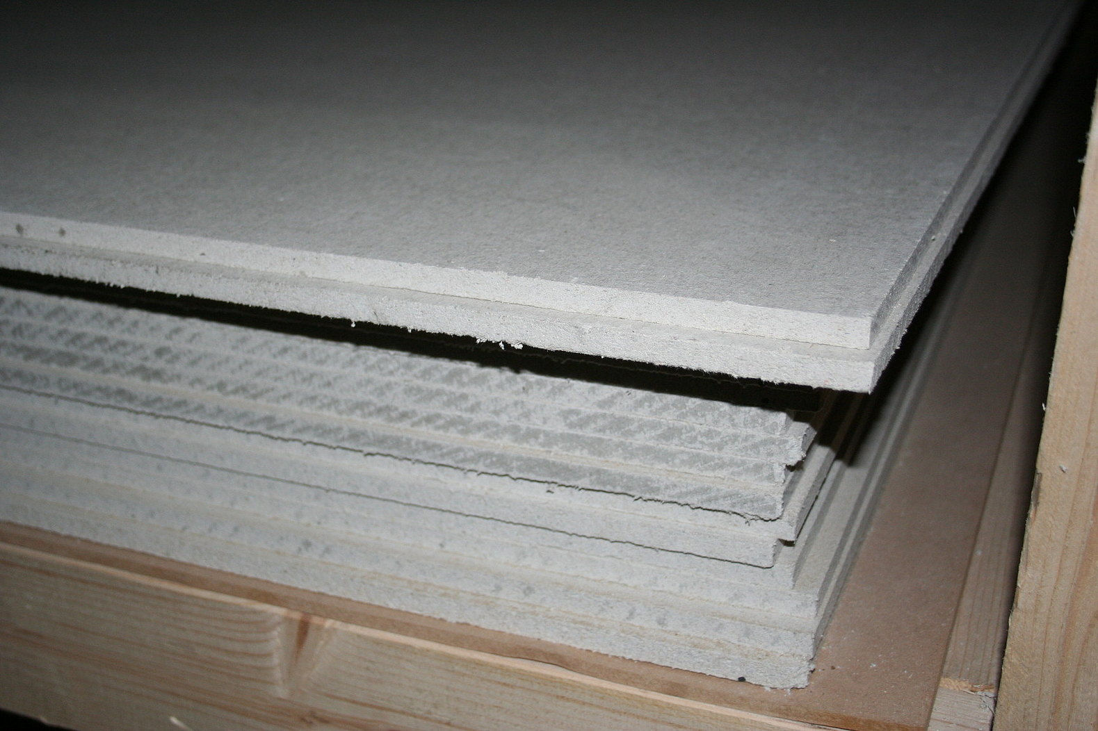 10mm cut to size fermacell fibreboard jas timber for Fire resistant house siding material hardboard